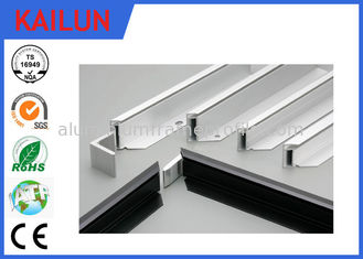 China 6063 T5 Aluminum Solar Panel Frame for PV Solar Panel Frame Mounting System supplier