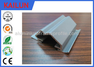 China Powder Coating 6063 T5 Industrial Aluminium Profiles Auto Parts ISO / TS16949:2009 supplier