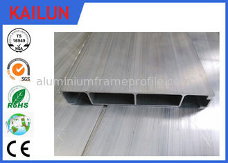 China Extrusion Waterproof Aluminum Decking Board for Elevator / Escalator Threshold Plate supplier