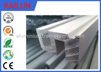 China 6000 Hard Aluminum Elevator Door Sill Plate for OTIS Automatic Door System supplier