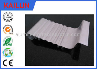 China 6000 Series Extrusion Waterproof Aluminum Decking for Auto Pedal Plate Accessories supplier