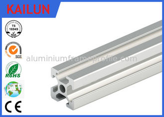 China Anodized 4040 T Slot Aluminum Extrusion Profiles for Workshop Assembling Table supplier