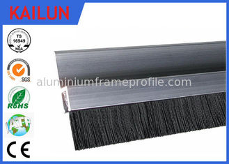 China Extrusion Anodized Aluminium Threshold Plates For Door / Window Frame Parts supplier