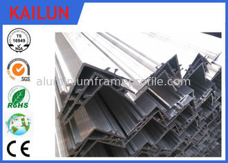 China Aluminium Frame Profile with PVC Strip for Air Conditioning Accessory Unit Assembly supplier