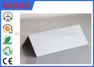 China Anodize / Powder Coating Aluminum Nosing For Stair Tread 40 X 40 MM ISO / TS16949 supplier
