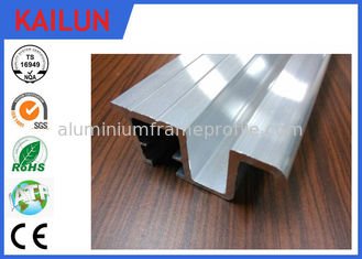 China 60 MM Width 14 MM Channel Aluminium Extrusion Elevator Door Sill Profile for Cabin Door Sill System supplier
