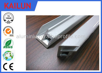 China 1664 X 998 MM 250W Aluminum Solar Panel Frame Profile for Double 2.5 mm Glass supplier