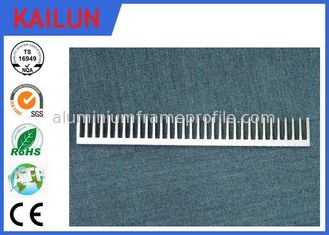 China Computer heatsink extrusion profiles With Aluminum Alloy 6063 -T5 Material supplier