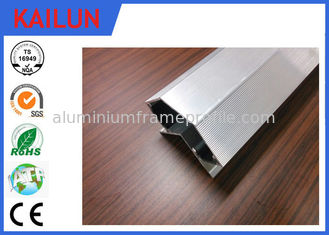 China Anodized Aluminium Frame Profile for  AHU System / Hygienic Air Handling Units supplier