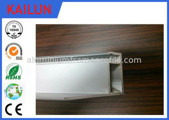 China 4 MM Glass Corner Key Type Size 35 X 35 MM Anodized Aluminum Solar Panel Frame For 250 Watt Solar Module supplier