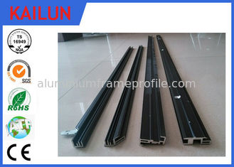 China Solar Frames Aluminum Extrusions for 250 Watts Building Integrated Pv Module Frame TS16949:2009 supplier