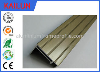China 40 X 35 MM Anodized Aluminum Solar Panel Frame for 1640 X 992 MM 60 Mono Cells 250 Watts PV Modules supplier