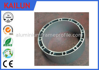 China OEM Custom Industrial Aluminum Extrusion Profiles for Heavy Industry Machine Parts supplier