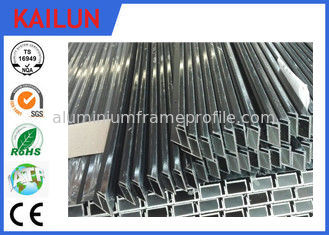 China 6063 T5 Aluminum Solar Panel Frame with 12-15 Micron Anodizing Thickness supplier