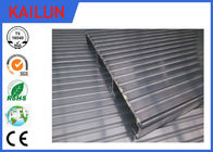 China Waterproof Aluminum Decking Flooring with 6000 series T4 / T5 / T6 Anodized Aluminium Profile factory