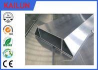 China 6063 - T5 Custom Aluminum Extrusions Profiles for Electric Bike Battery Case Frame factory