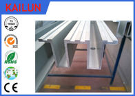 China TOSHIBA Aluminum Double - Groove Elevator Door Sill for Automatic Door System factory