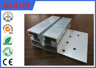 China Structural Aluminium Extrusions , Solar Pannel Mounting Structure Extrusions For Aluminum T - Slotted Framing factory