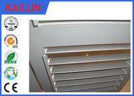 China Window Anodized Aluminium Frame Profiles With 6005 / 6063 / 6061Alloy Material factory