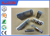 6000 Series Industrial Aluminium Profiles for Extruded Aluminum Heatsink Stock 40 X 12 mm Size