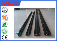 China Solar Frames Aluminum Extrusions for 250 Watts Building Integrated Pv Module Frame TS16949:2009 factory