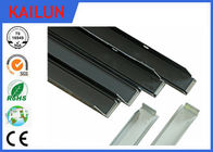 China Solar Frames Aluminum Extrusions , Silver Anodized Aluminium Solar Mounting Structure factory