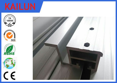 China OTIS 75 MM Extruded 6063 Aluminium Elevator Door Sill for Double Door System factory