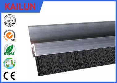 China Extrusion Anodized Aluminium Threshold Plates For Door / Window Frame Parts distributor