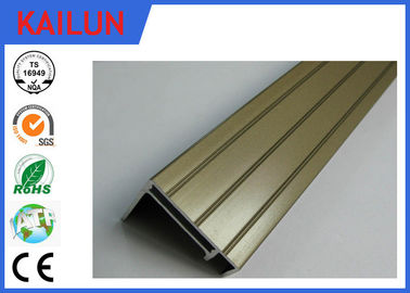 40 X 35 MM Anodized Aluminum Solar Panel Frame for 1640 X 992 MM 60 Mono Cells 250 Watts PV Modules
