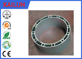 China OEM Custom Industrial Aluminum Extrusion Profiles for Heavy Industry Machine Parts distributor